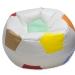 Кресло Мяч мини экокожа (75 х 75 см)