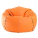 Кресло Мяч баскетбольный экокожа (100 х 100 см)