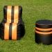 """Кресло """"Комбо"""" экокожа (50 х 80 см), Пуфик """"Комбо"""""""
