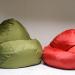 Груша Мега оксфорд (80 х 135 см) и Груша Мини оксфорд (60 х 100 см)